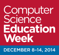 CS Ed Week - the Hour of Code